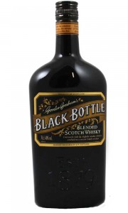 Black Bottle Whisky - 2013 Release