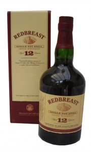 Redbreast 12 Year Old Pure Pot Still Whiskey